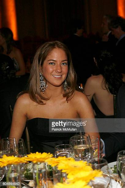 """Karina Correa Maury attends AID FOR AIDS Hosts Annual """"MY HERO"""" Award Dinner and Fall Gala at Capitale on November 9 2006 in New York City"""