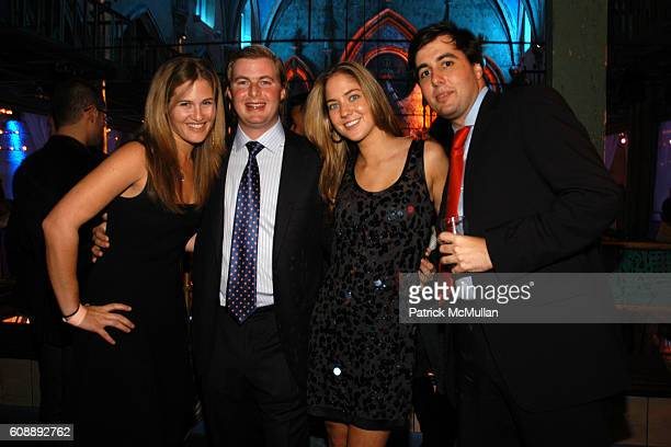 Karina CorreaMaury and attend Young International Circle Benefit and Party for EL MUSEO DEL BARRIO at The Angel Orensanz Foundation on November 2...