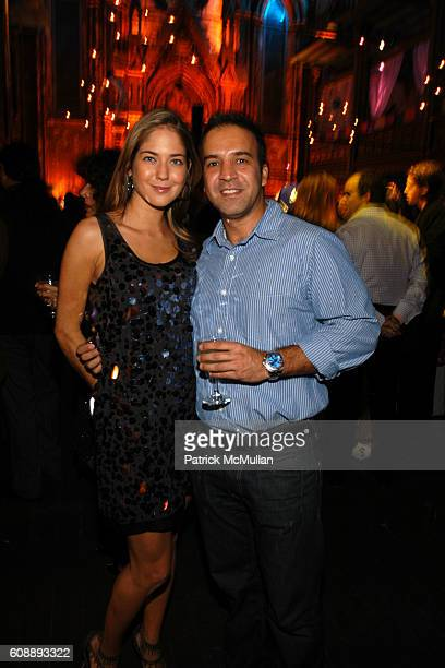 Karina CorreaMaury and Jesus Aguais attend Young International Circle Benefit and Party for EL MUSEO DEL BARRIO at The Angel Orensanz Foundation on...