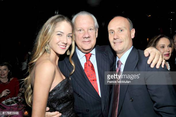 Karina CorreaMaury and Manuel Baldontin attend AID FOR AIDS My Hero Gala at Kimmel Center on December 7 2010 in New York City