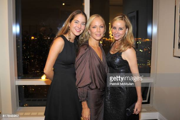 Karina CorreaMaury Maria Eugenia Maury Arria and attend Aid for AIDS Planning Party for the 2010 MY HERO GALA at Trump World Tower on October 27 2010...
