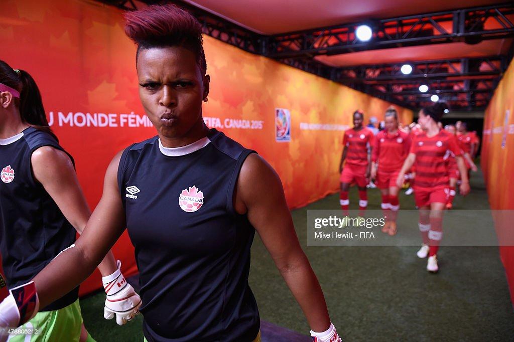 England v Canada: Quarter Final - FIFA Women's World Cup 2015