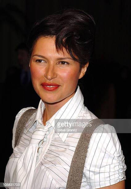 Karina Lombard During Showtime Presents The Premiere Screening Of The L Word At Bing