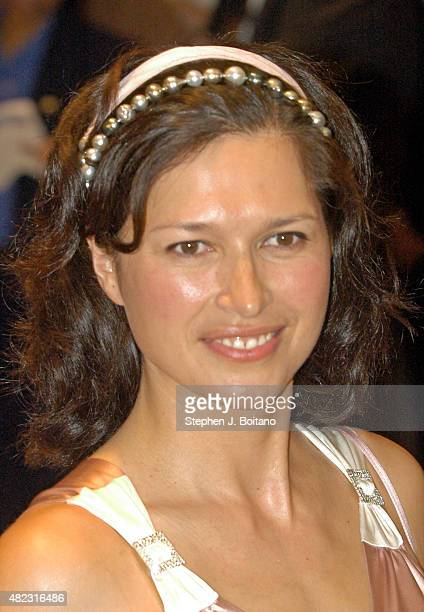 Karina Lombard Of The L Word Arrives At The Annual White House Correspondents Association Dinner In