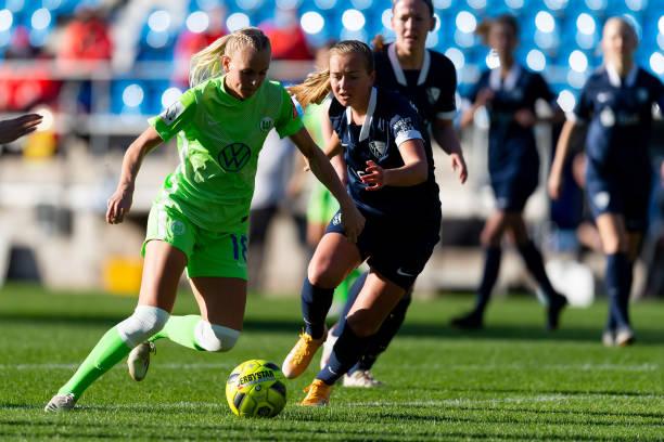 DEU: VfL Bochum 1848 Women's v VfL Women's - Women's DFB Cup: Second Round