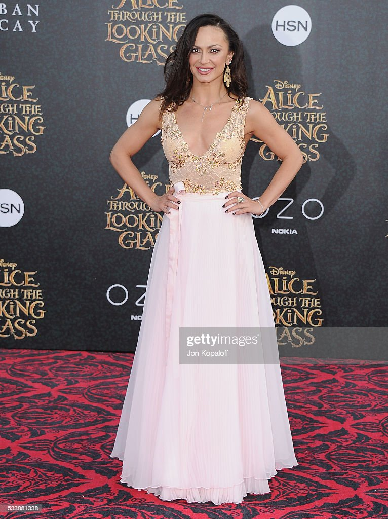 """Premiere Of Disney's """"Alice Through The Looking Glass"""" - Arrivals"""