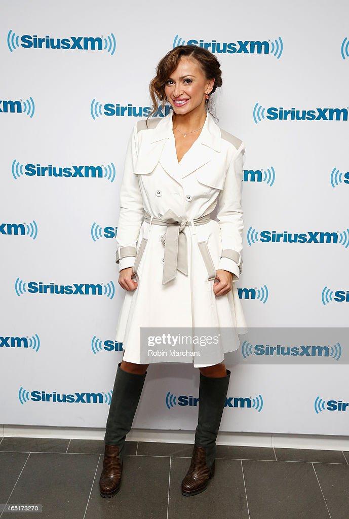 Celebrities Visit SiriusXM Studios - March 3, 2015