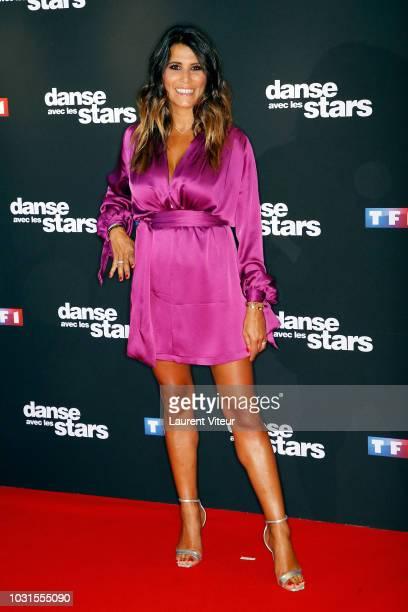 Karine Ferri attends Danse avec les Stars 2018 Photocall at TF1 on September 11 2018 in Paris France