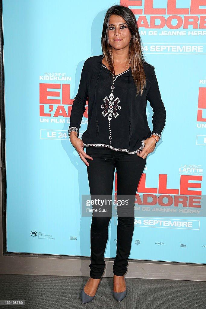 'Elle L'Adore' Paris Premiere At UGC Normandy