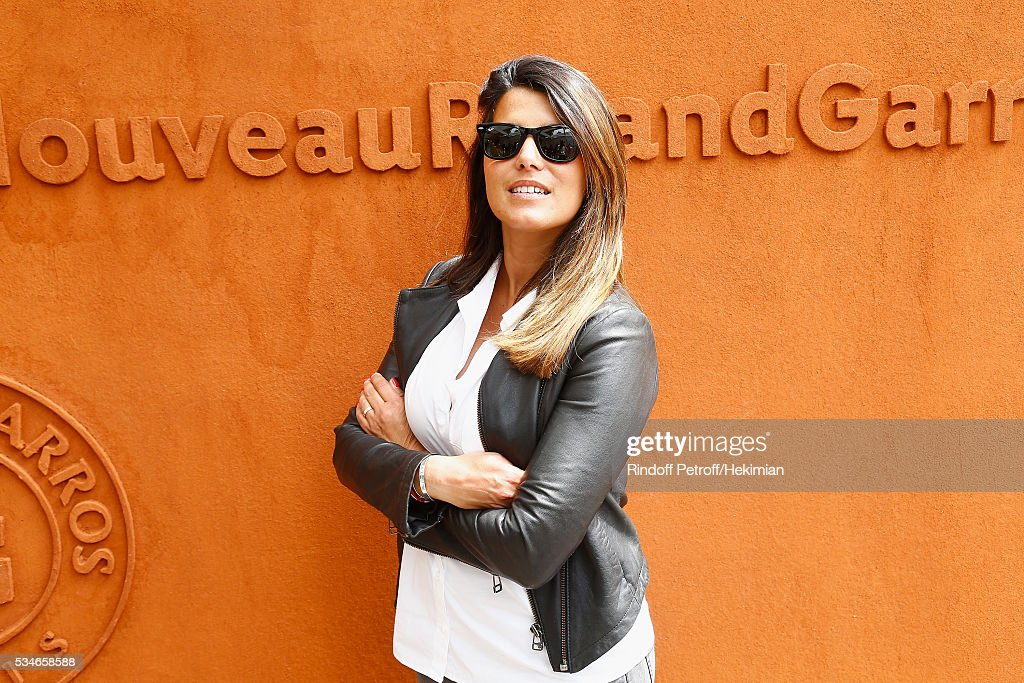 Celebrities at French Open 2016 - Day Six