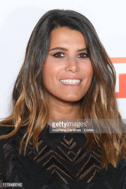 Karine Ferri attends the Groupe TF1 Photocall At Palais De Tokyo on September 09 2019 in Paris France