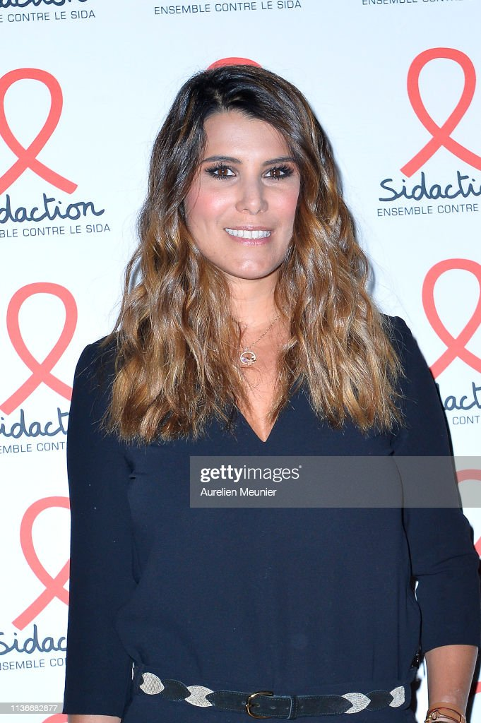 FRA: Sidaction 2019 : Photocall At Salle Wagram In Paris