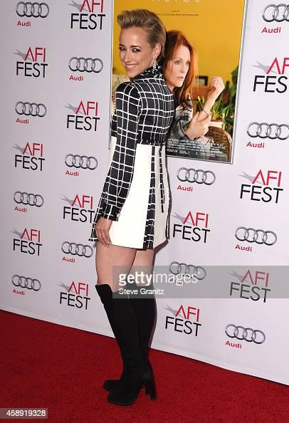 Karine Vanasse - AFI FEST 2014 Presented By Audi Special