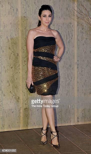 Karisma Kapoor during the birthday celebrations of fashion designer Manish Malhotra in Mumbai