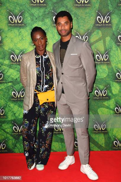 Karl Collins attends the Cirque Du Soleil's OVO Premiere at The Liverpool Echo Arena on August 16 2018 in Liverpool England