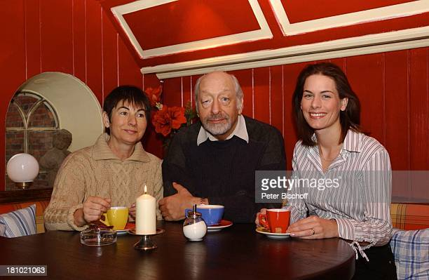 Karl Dall Ehefrau Barbara Tochter Janina Sylt Getränk Kaffee KerzePNr 009/03