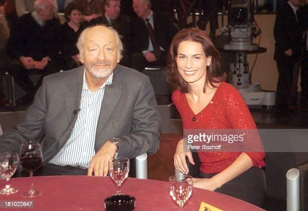 Karl Dall Tochter Janina Dall ARD/RBTalkshow III nach 9 Bremen Glas Getränk