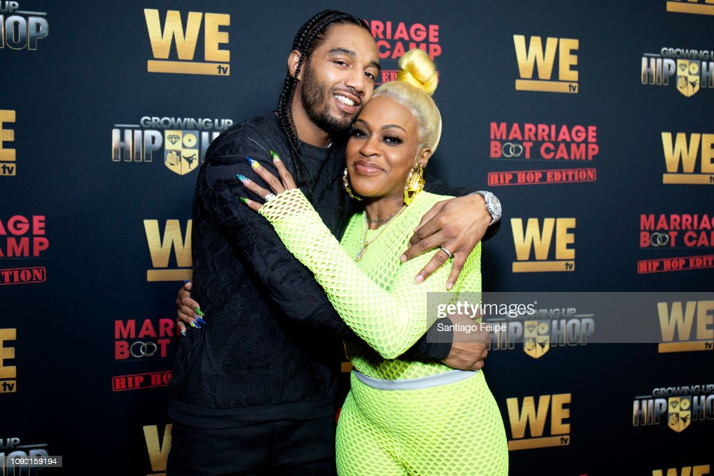 WE tv Hosts Exclusive Premiere For Hip Hop Thursdays : News Photo