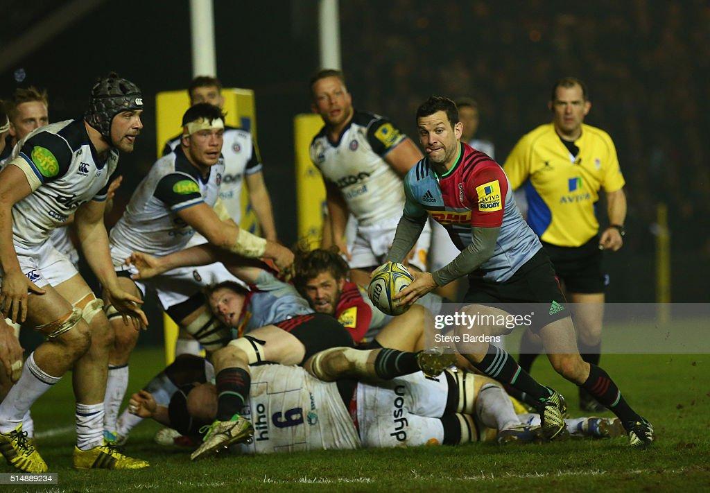 Harlequins v Bath Rugby - Aviva Premiership