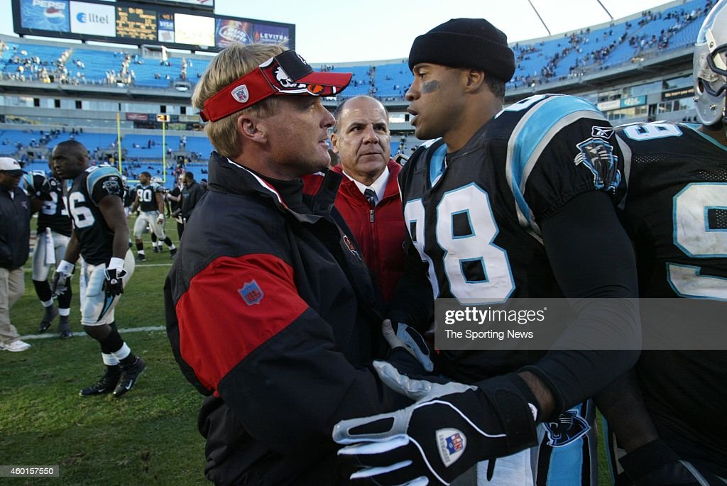 Tampa Bay Buccaneers vs Carolina Panthers : News Photo