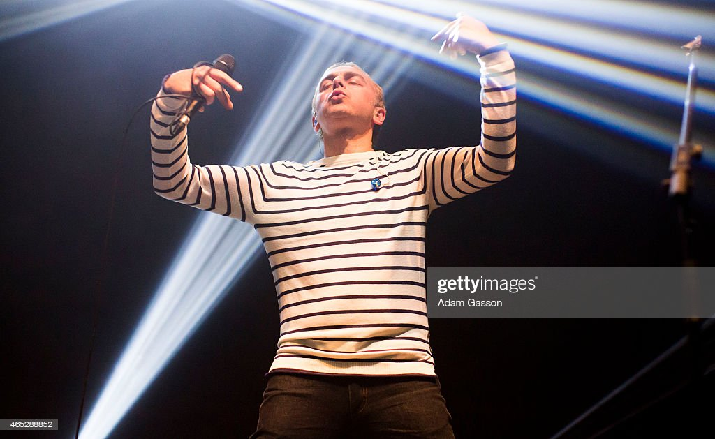 Underworld Perform At Colston Hall In Bristol