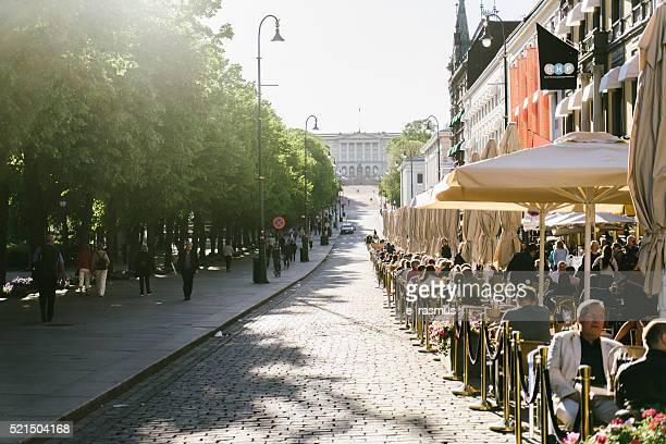 Karl Johand Tor, Oslo, Norwegen