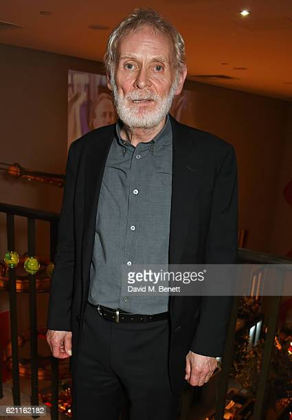 Karl Johnson attends the press night after party celebrating The Old Vic's production of King Lear at the Ham Yard Hotel on November 4 2016 in London...