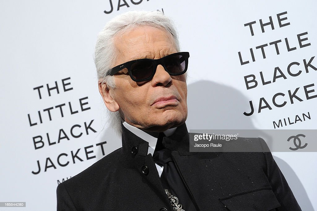 Chanel The Little Black Jacket -  Karl Lagerfeld Photography Exhibition Dinner Party