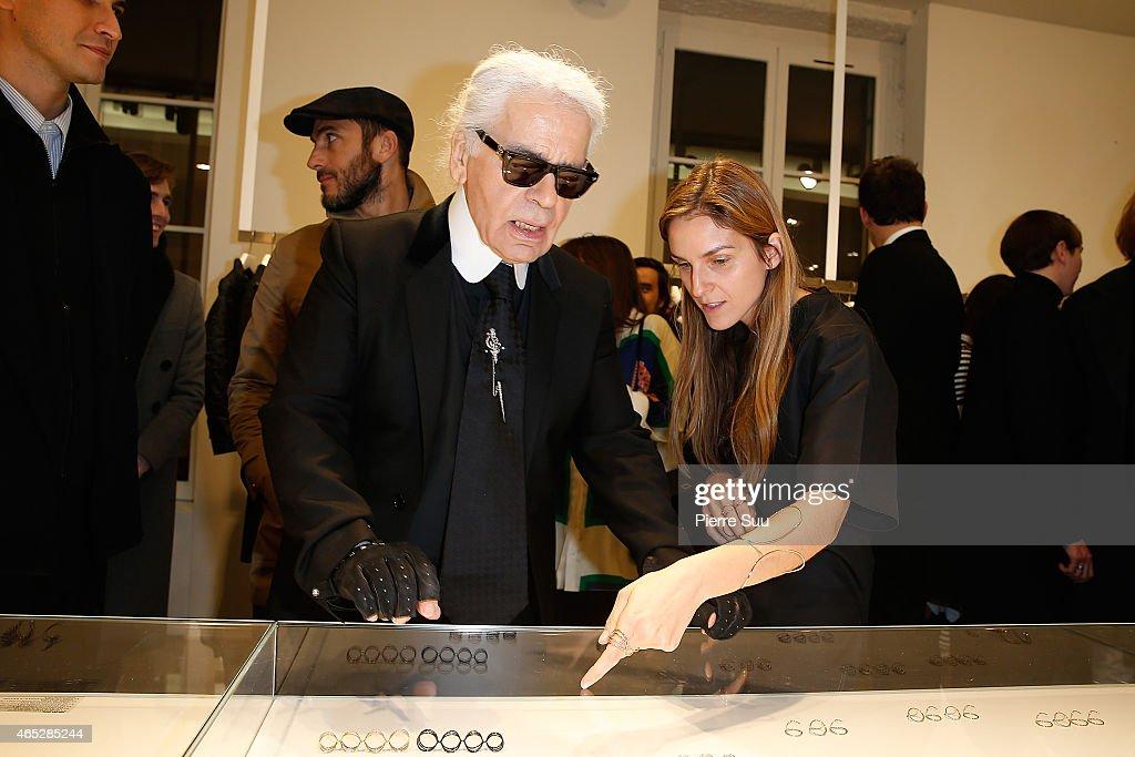 Repossi For Colette At Colette In Paris : News Photo