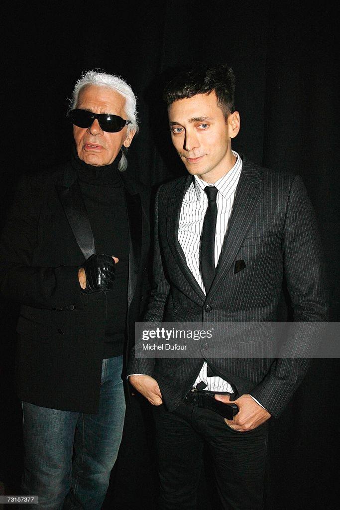 Paris Menswear Fashion Week -Dior : News Photo