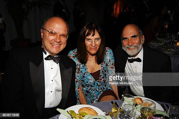 Karl Lauby Hunter Chapin and Michael Taylor attend THE CONSERVATORY BALL Benefit Dinner For The NEW YORK BOTANICAL GARDEN at The Enid A Haupt...