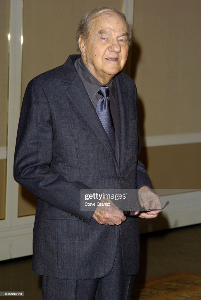 Karl Malden Receives Monte Cristo Award