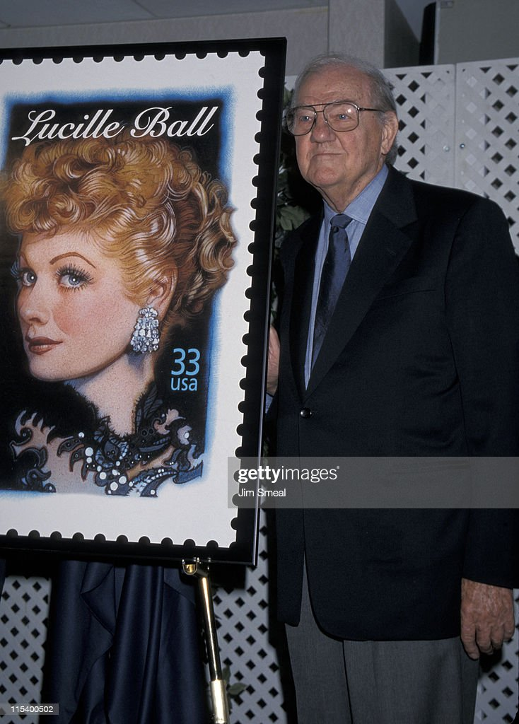 Unveiling of The Lucille Ball Postal Stamp