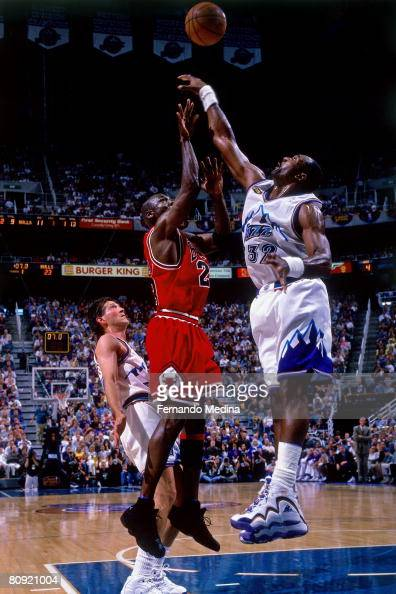 1998 NBA Finals Game 2: Chicago Bulls vs. Utah Jazz Pictures | Getty Images