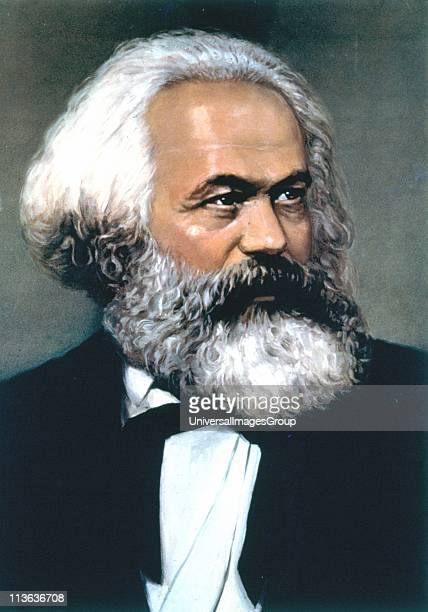 Karl Marx German social political and economic theorist Theories formed basis of modern Communism