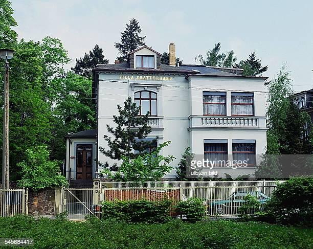 Karl May Museum 'Villa Shatterhand'in Radebeul bei Dresden 1995