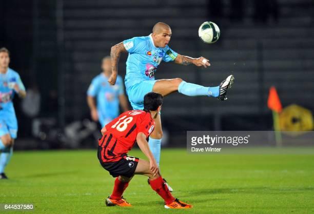 Karl MEDJANI - - Boulogne / Ajaccio - 34eme journee de Ligue 2, Photo : Dave Winter / Icon Sport