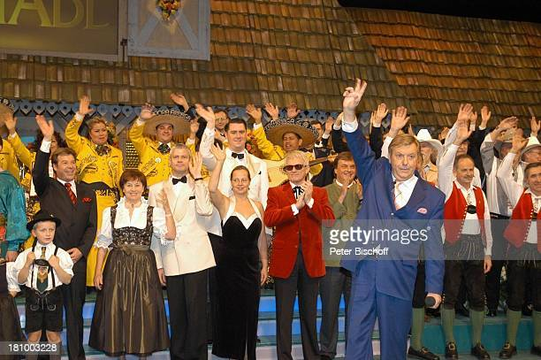 Karl Moik Musikgruppe 'Andrej Hermlin und Swing Dance Orchestra' Lolita Musikgruppe 'The Mora Arriaga' Heino Musikgruppe 'Die Stoakogler' Patrick...
