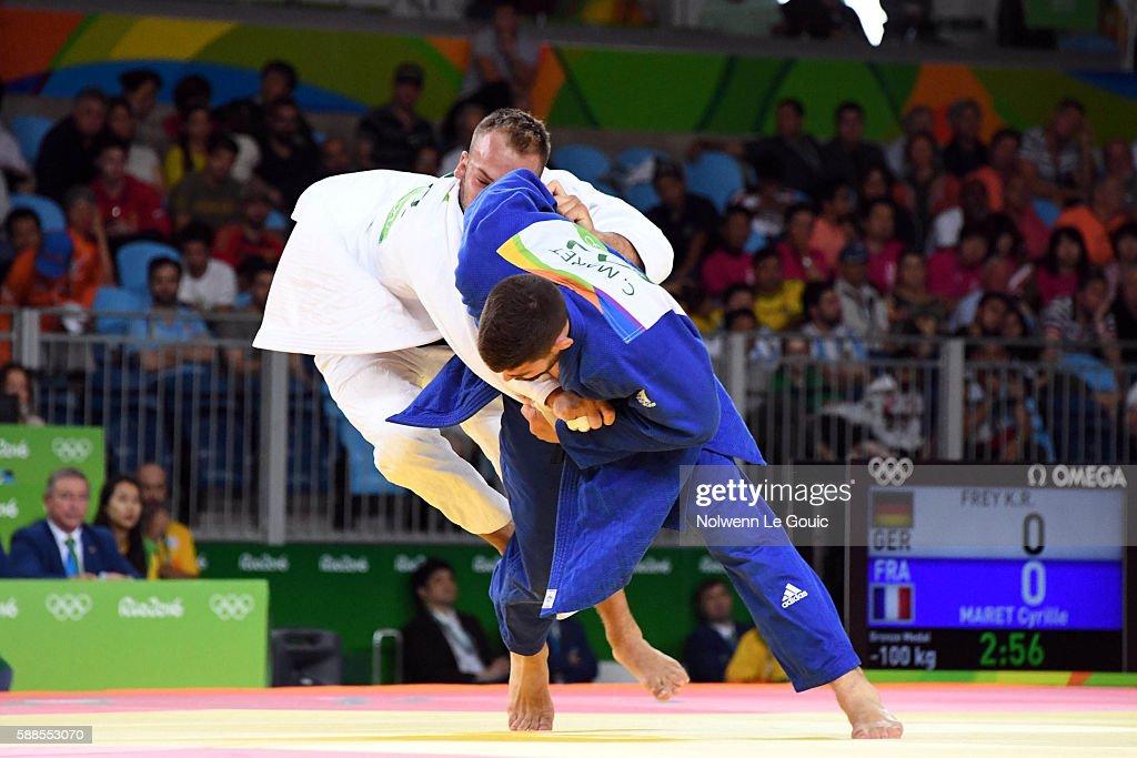 Judo - Olympics: Day 6 : News Photo