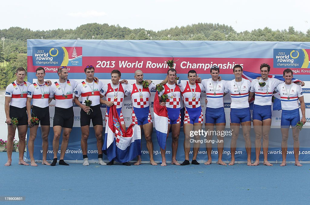 2013 World Rowing Championships - Day 7