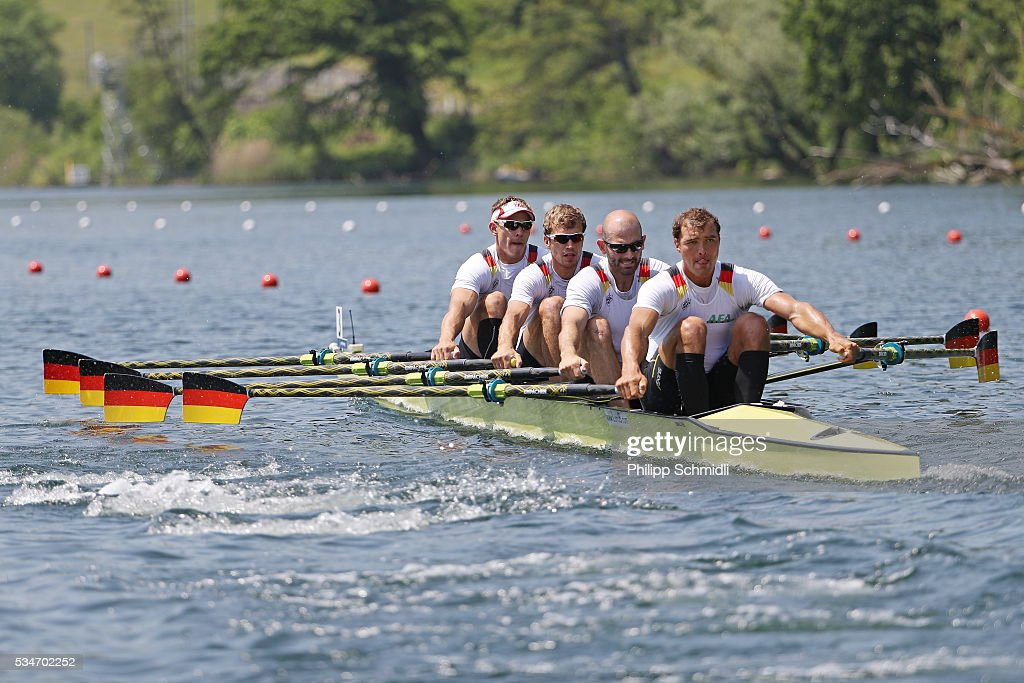 2016 World Rowing Cup II In Lucerne - Day One