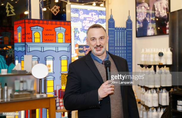 Karl Siciliano attends The Bea Arthur Residence Building dedication on November 30, 2017 in New York City.