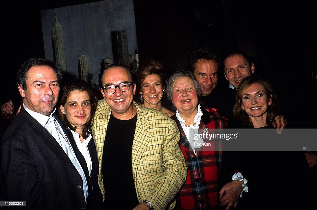 Basile de Koch Birthday Party