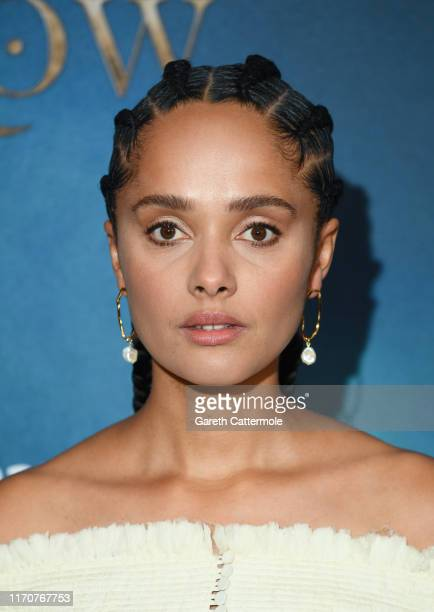 Karla Crome attends the Amazon Original series Carnival Row London Screening at The Ham Yard Hotel on August 28 2019 in London England