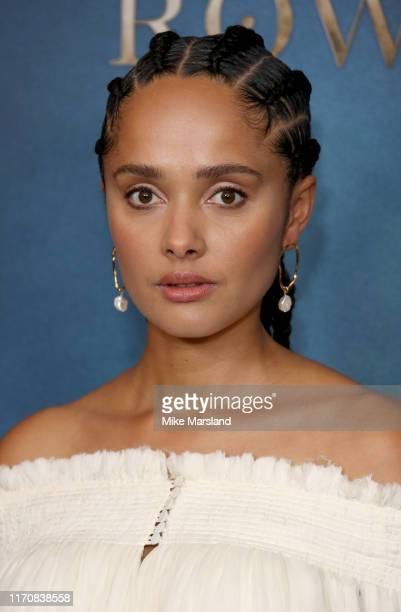 Karla Crome attends the Carnival Row London Premiere at The Ham Yard Hotel on August 28 2019 in London England