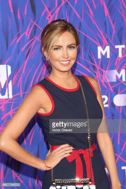 Karla Diaz attends the MTV MIAW Awards 2017 at Palacio de Los Deportes on June 3 2017 in Mexico City Mexico