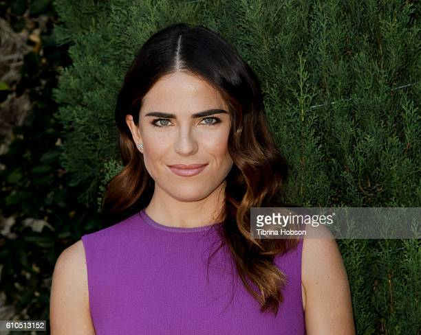 Karla Souza attends The Rape Foundation's annual brunch on September 25 2016 in Beverly Hills California