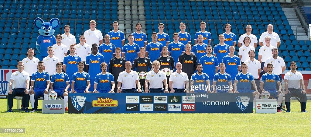VfL Bochum  - Team Presentation : News Photo