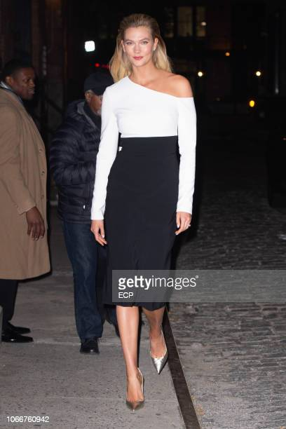 Karlie Kloss at the Glamour Women of the Year Awards on November 12 2018 in New York City