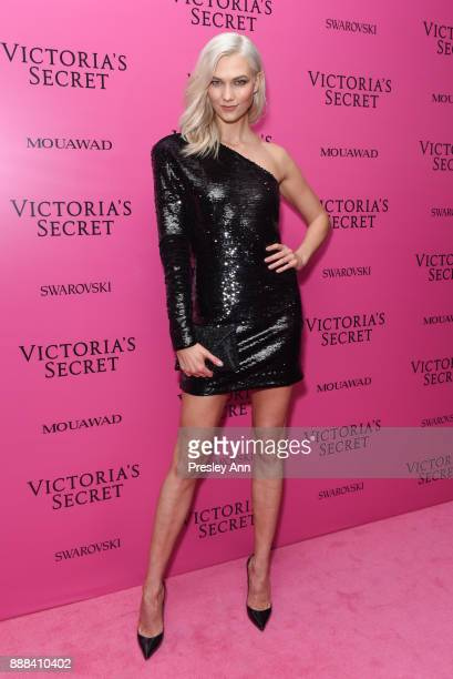 Karlie Kloss attends 2017 Victoria's Secret Fashion Show In Shanghai After Party at MercedesBenz Arena on November 20 2017 in Shanghai China